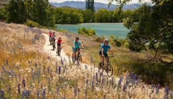 12 Day Alps 2 Ocean & West Coast Trails Independent Cycle