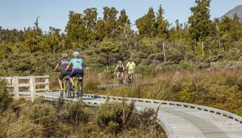 West Coast Wilderness Cycle Trail