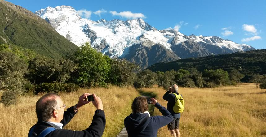 South Island Small Group Tours