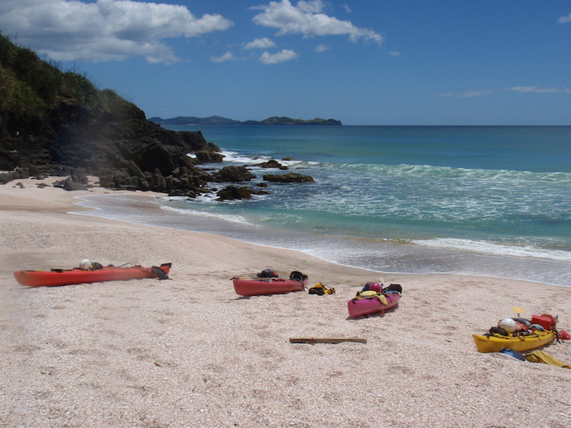 7 Day Northeast Outer Coast Explorer Sea Kayaking