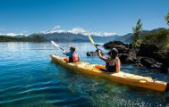Full Day Mou Waho Island Southern Explorer Kayak