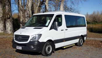 Driver Guide and Mercedes Sprinter - 11 Seats