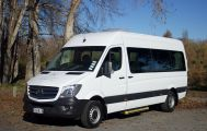 Driver Guide and Mercedes Sprinter - 14 Seats