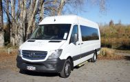 Driver Guide and Mercedes Sprinter - 16 Seats