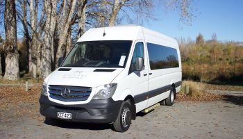Driver Guide and Mercedes Sprinter – 19 Seats