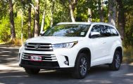 Driver Guide and Toyota Highlander – 4 Seats