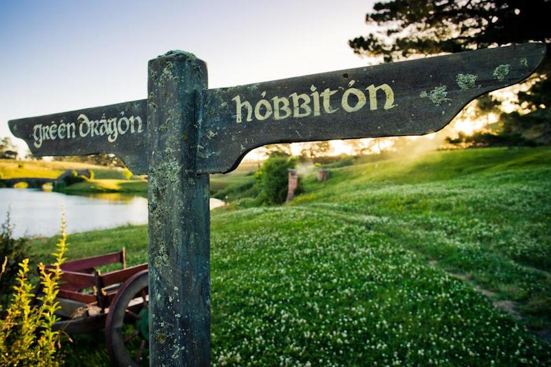 Auckland to Hobbiton Movie Set Private Tour