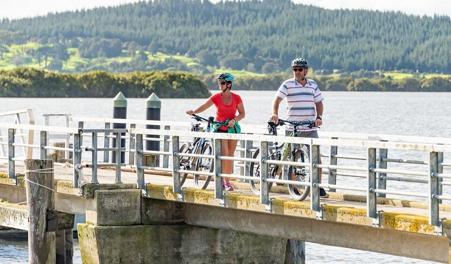 2 Day Self Guided Full Twin Coast Cycle Trail