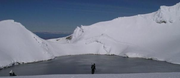 1 Day Ruapehu Crater Lake Walk
