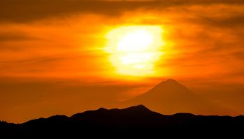 2 hr Tongariro Sunset Guided Walk