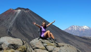 Tongariro National Park Day Walks