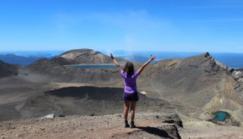 Premium Tongariro Alpine Crossing