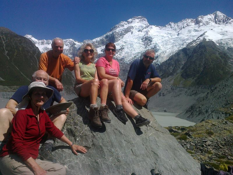 6 Day Best of Southern Alps Trek