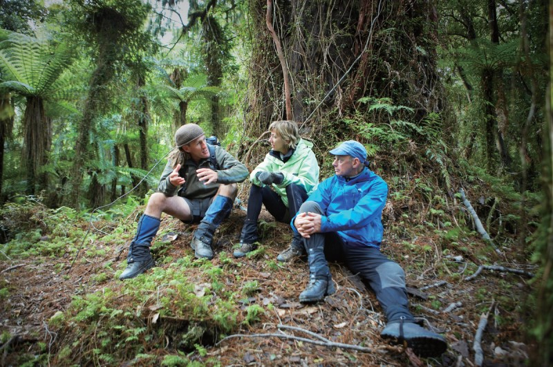 7 Day Fiordland, Hollyford and Stewart Island Trails