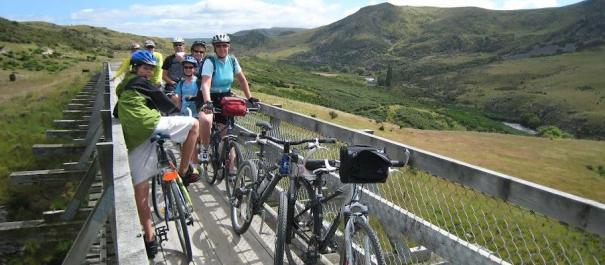 Otago Rail Trail - Guided Bike Tours