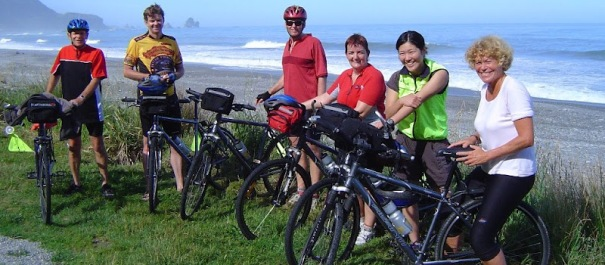 Great West Coast Cycle Tour