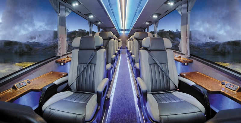 Business Class Coach Tours