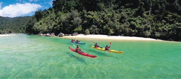 Beaches, Kayak and Walk Trip