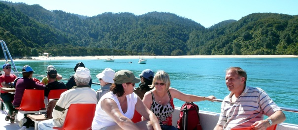 Abel Tasman Day Tours