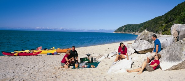 2 Day Abel Tasman Kayak and Walk Break