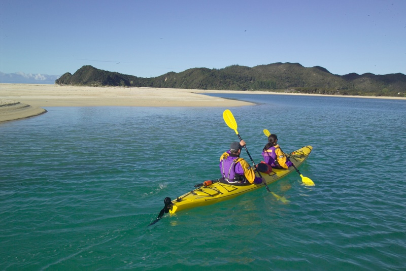 5 Day Abel Tasman Kayak and Walk Experience Independent Package
