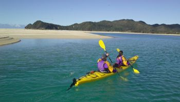 Abel Tasman Kayak and Walk Experience Independent Package