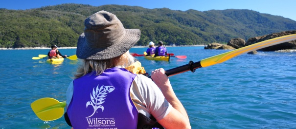 5 Day Abel Tasman Kayak and Walk Break