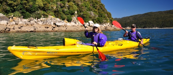 Abel Tasman Kayaking Breaks