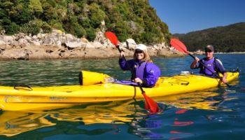 3 Day Abel Tasman Kayak and Walk Break