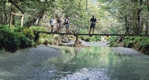 12 Day Southern Highlights & Routeburn Track Guided Walk Self Drive