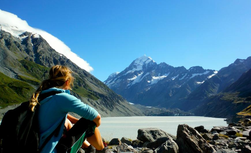 15 Day Grand Traverse New Zealand Adventure Tour