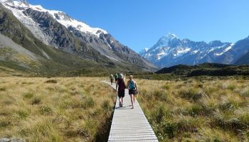 10 Days Southern Light South Island Adventure Tour