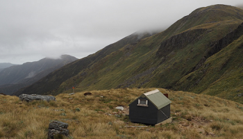 Frew Hut Overnight Hike