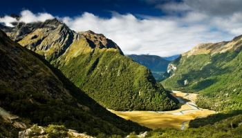 4 Day Routeburn Track Guided Great Walk
