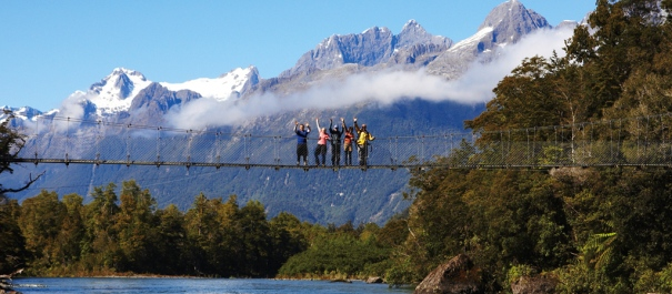 Hollyford Track Guided Walk