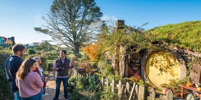 Exclusive Early Access Hobbiton Movie Set Private Tour