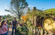 Exclusive Access Hobbiton Movie Set Tour from Auckland