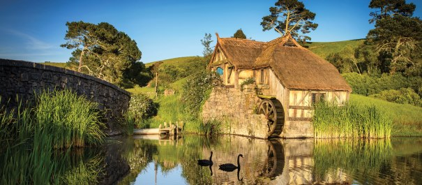 10 Days Essential Middle Earth of the North Island Self Drive