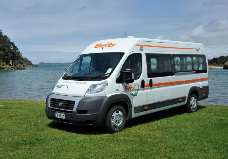 21 Day New Zealand Motorhome Self Drive