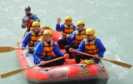 Family Lower Rangitata Raft - Grade 2