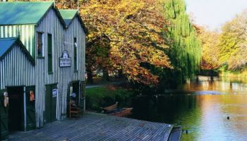 Christchurch City Sights Half Day Tour
