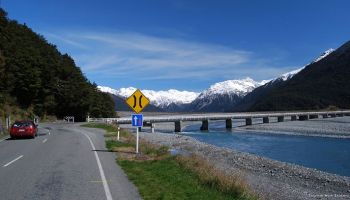 Arthurs Pass Scenic Private Tour
