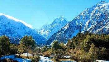Aoraki-Mt Cook All-Day Scenic Tour – Lakes, Mountains, Glaciers and Alpine Centre