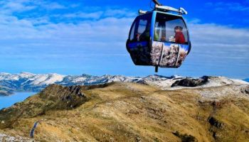 Christchurch Gondola Ride