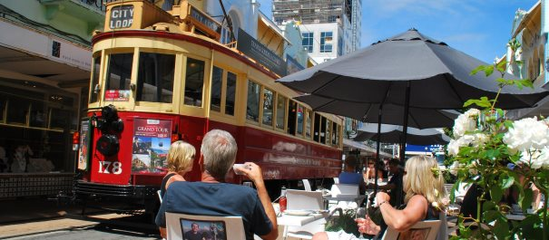 Christchurch Day Tours and Activities