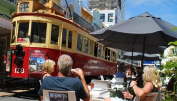 Christchurch Tram City Tour