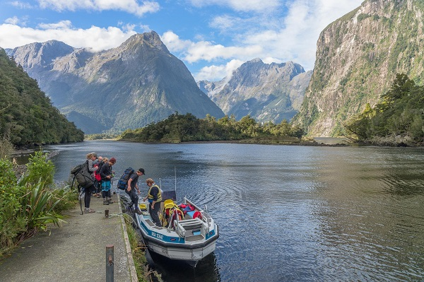 Milford Track Premium Package Walk - 4 Day