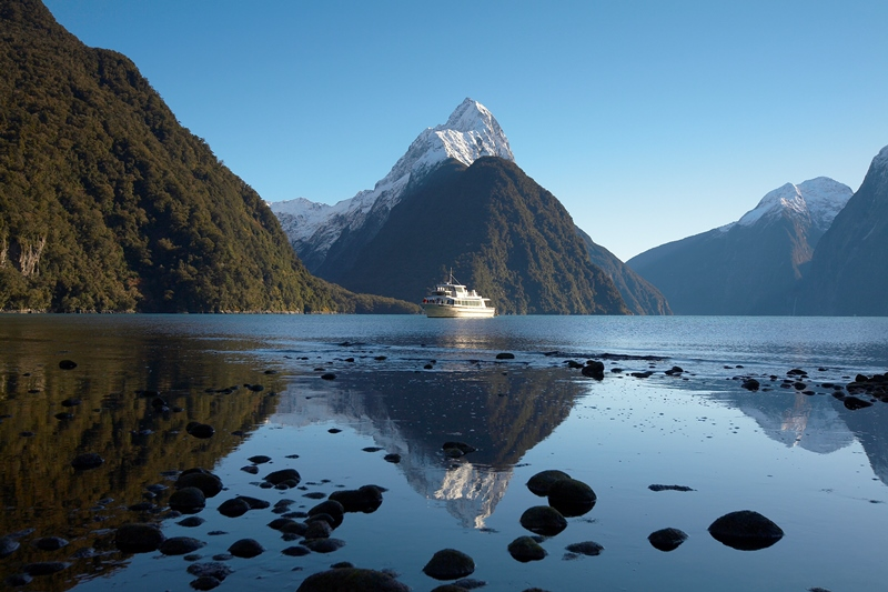Milford Sound Day Tour and Cruise from Queenstown