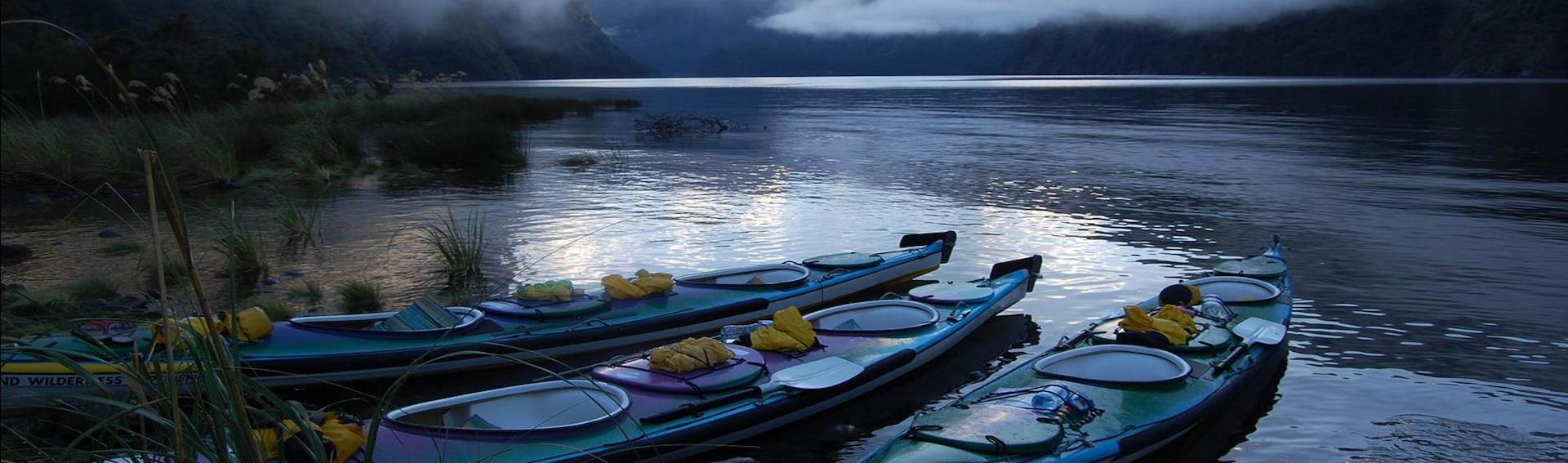 Doubtful Sound 5 Day Sea Kayak Expedition
