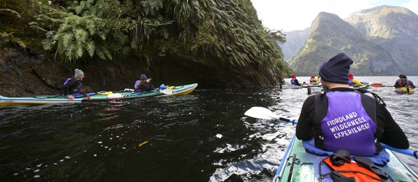 Doubtful Sound 3-Day Kayaking Epic Trip